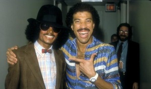 MJ and L.Richie