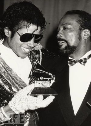 MJ and Quincy 2