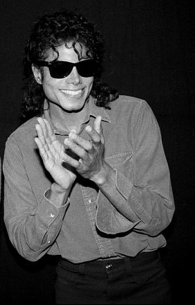 MJ cool as ever